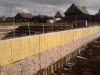 Стройка дома в пригороде г. Кирова