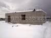 Монолитный цоколь и первый этаж - незавершенное строительство