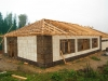 Дом построеный по технологии Техноблок