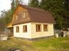 Маленький дачный монолитный домик