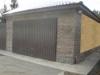 Красивый гараж Техноблок
