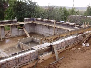 Цокольный монолитный этаж на ул. Камбарская, д.10 в г. Ижевск