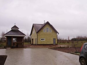 Облицованный дом в КП Крылатское д. Старое Мартьяново