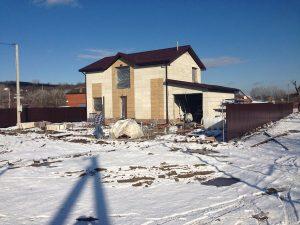 Дом 2 этажа в поселке Ильский