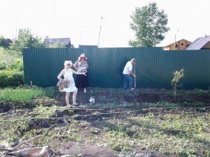 Техноблок. Наш сад и огород