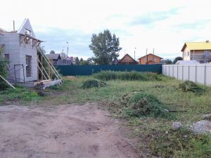 Дом с мансардой с. Култаево Пермский край. Строительство - подробно.