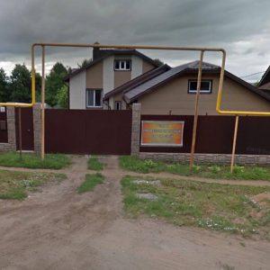 Забор на ул. Камбарская 10