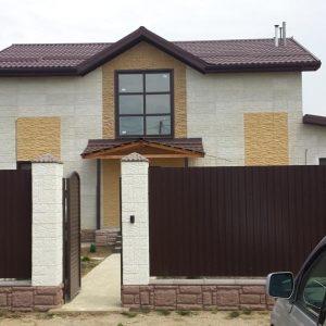 Дом 2 этажа в поселке Ильском